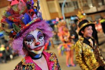 Carnaval in Spanje!