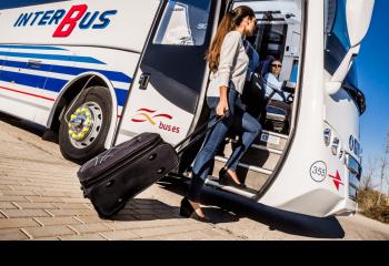 Vanaf heden dagelijkse busverbinding van/naar het resort!